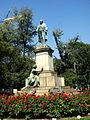 8826 - Milano - Monumento a Cavour (1865) - Foto Giovanni Dall'Orto, 13-Sept-2007.jpg