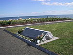 9-11 Memorial at Sherwood Island.