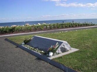 Sherwood Island State Park - 9-11 Memorial at Sherwood Island.