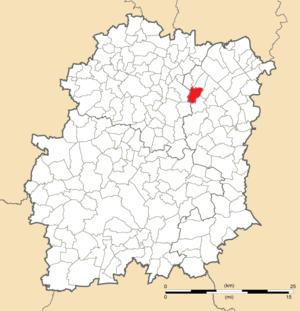 Fleury-Mérogis - Image: 91 Communes Essonne Fleury Merogis