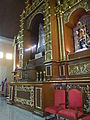 9733jfMarriage San Isidro Labrador Church San Josefvf 33.JPG