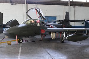 Guatemalan Air Force -  Guatemalan Air Force Cessna A-37 Dragonfly.