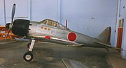 A6M5 at Indonesian AF Museum.jpg