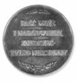 AGAD Stanisław Staszic medal r.png