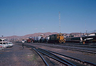 Ferrocarril del Pacífico Railroads company