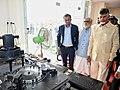 AP CM Chandrababu naidu at APMEDTECH ZONE Visakhapatnam.jpg