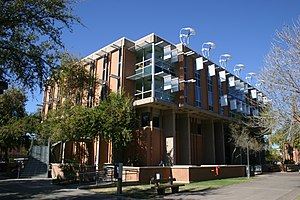 ASU School of Sustainability - Image: ASU Main School of Sustainability 2009 01 30