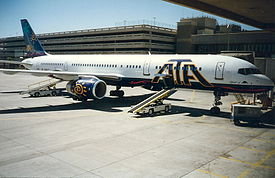 ATA Airlines Boeing 757-200 (N512AT) at PHX