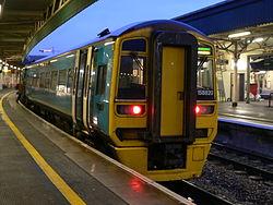 British Rail Class 158 Simple English Wikipedia The