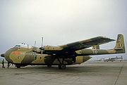 AW Argosy C.1 XR106 114 Sq RAFASC LEB 05.06.71 edited-3