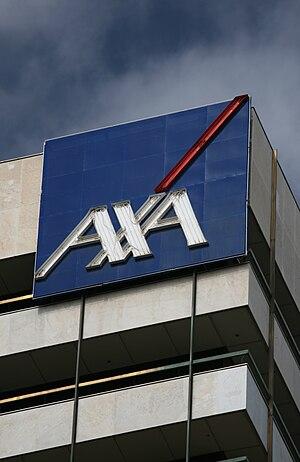 Axa Ireland - Image: AXA tower logo