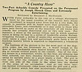 A Country Hero Review moving picture world review 12 8 1917.jpg