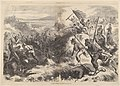 A Negro Regiment in Action (from Harper's Weekly) MET DP832001.jpg