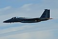 A U.S. Air Force F-15C Eagle aircraft assigned to the 493rd Expeditionary Fighter Squadron takes off March 18, 2014, as part of Baltic Air Policing in Siauliai, Lithuania 140318-F-XB934-228.jpg