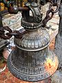 A bell in Changu Narayan, Bhaktapur area.jpg
