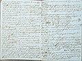 A chi legge tentativo grammatica ladina gardenese manoscritto 6 Gherdëina.jpg