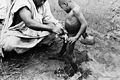 A circumcision operation, Nupe, North Nigeria Wellcome M0005294.jpg