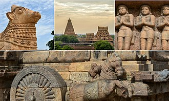 Great Living Chola Temples - Scenes from the three temples