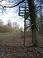 A platform to shoot from - geograph.org.uk - 1745135.jpg