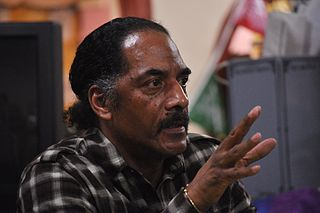 Aaron Dixon American activist and former Black Panther captain