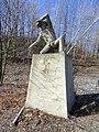 Abandoned monument - Northborough, MA - DSC04463.JPG