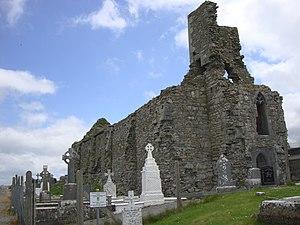 Abbeydorney Abbey - Kyrie Eleison Abbey, Abbeydorney