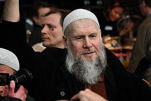 Finnish Islamic Party - Former party chairman Abdullah Tammi