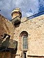 Abendmahlssahl Cenacle (Jerusalem) (02).jpg