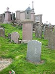 Abernethy, Thomas, Peterhead Old Kirkyard scene.jpg