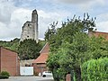 Ablain-Saint-Nazaire Ruines de l'église du XVI° siècle PA00107931 (2).jpg