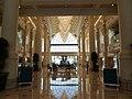Abu Dhabi - The Ritz-Carlton Abu Dhabi, Grand Canal - فندق ريتز كارلتون أبو ظبي، القناة الكبرى - Indoors - في الداخل - panoramio (1).jpg