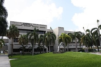 Biscayne Bay Campus - Academic II (Journalism and Business) at Florida International University's Biscayne Bay Campus