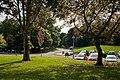 Access Road, IBM Hursley Laboratory - geograph.org.uk - 970029.jpg