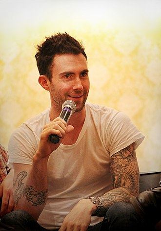 The Voice (U.S. TV series) - Image: Adam Levine 2011(d)
