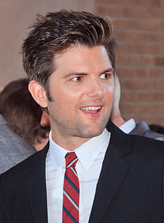 Adam Scott vid Toronto International Film Festival 2011.