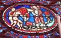 Adam and Eve on stained-glass windows-Sainte-Chapelle-Paris.jpg