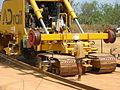Adelaide - Darwin railway line construction at Livingstone Airstrip (16).jpg