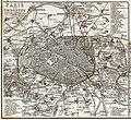 Adolf Stieler, Paris und Umgebung, 1875 - David Rumsey.jpg