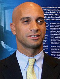 Adrian Fenty, Mayor of DC, November 5, 2007.jpg