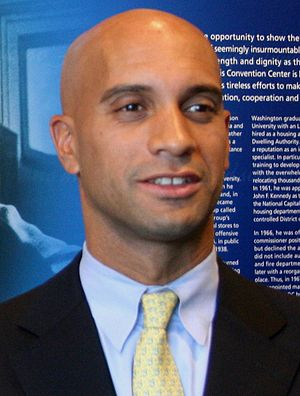 Adrian Fenty, Mayor of Washington, D.C.