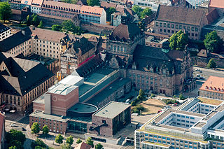 Staatstheater Nürnberg theatre and opera house in Nuremberg, Germany