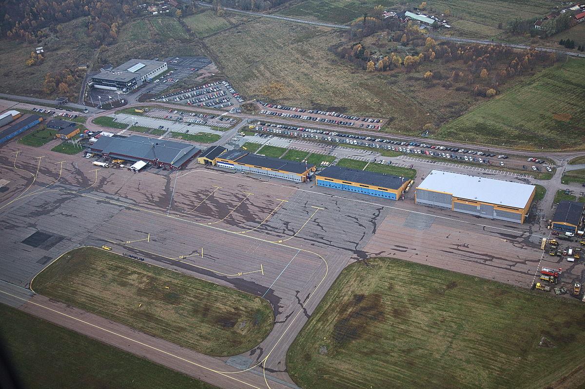 Säve flygplats – Wikipedia