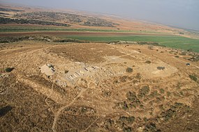 Aerial view of Tel Burna.jpg