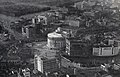 Aerial view of downtown Tokyo, Ginza district, in 1950.jpg