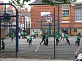 Afternoon playtime at Forest Fields Primary and Nursery School - geograph.org.uk - 1408918.jpg