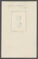 Agalma pontocardia - - Print - Iconographia Zoologica - Special Collections University of Amsterdam - UBAINV0274 110 14 0007.tif