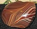 "Agate nodule (""Lake Superior Agate"") (Jo Daviess County, Illinois, USA) 8 (34651174951).jpg"