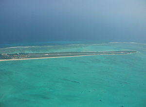 Agatti Island - Image: Agatti Airstrip