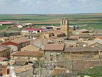 Aguilar de Campos vista del caserio lou.jpg