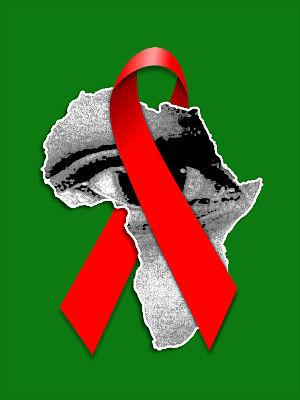 English: AIDS in Africa Deutsch: AIDS in Afrika